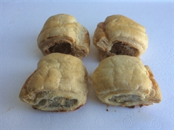 Picture of Mini sausage rolls x 4 (245g)