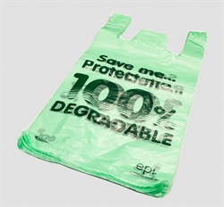 Picture of Degradable Food Waste Bag x 20