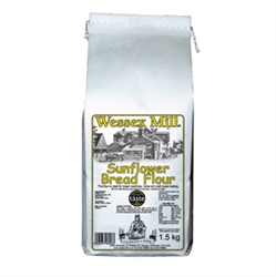 Picture of Wessex Mill Sunflower Bread Flour (1.5kg)