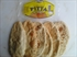 Wholemeal Pitta Bread x 6