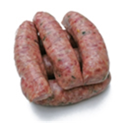 Picture of Beef Sausages (apx. 450g @ £9.45 / kg)