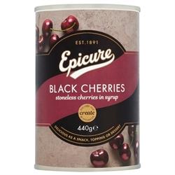 Picture of Stoneless Black Cherries (440g)