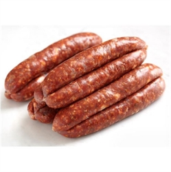Picture of Lamb Merguez Sausages (apx 365g - £14.40 / kg)