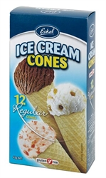 Picture of Eskal Ice Cream Cones x 12 (45g)