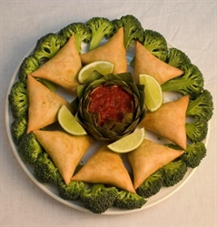 Picture of Vegetable Samosa x 10 (apx 400g)