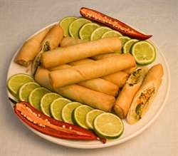 Picture of Cashew Nut & Corn Rolls x 10 (apx 330g)