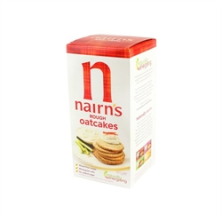 Picture of Nairn's Rough Oatcakes (291g)