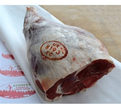 Picture of Lamb Leg, whole (apx. 2.5kg, £17.10 / kg)