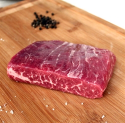 Picture of Red Poll Heritage Flank Steak (apx 200g, £16.07 / kg)