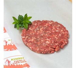 Picture of Lamb & Mint Burgers x 2 (apx. 275g)