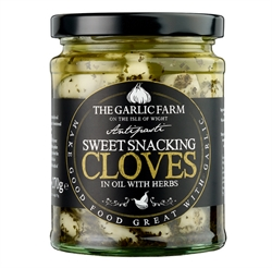 Picture of Sweet Snacking Garlic with Herbs (270g)