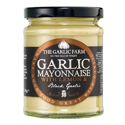 Picture of Black Garlic Mayonnaise (240g)