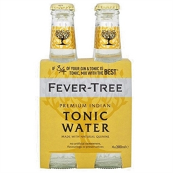 Picture of Premium Indian Tonic Water (4 x 200ml)