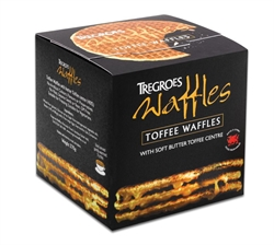 Picture of Butter Toffee Waffles x 8 (260g)
