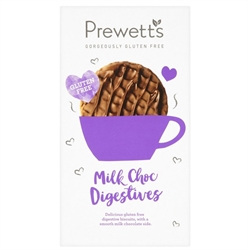 Picture of Milk Chocolate Digestives (165g)