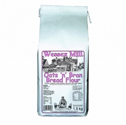 Picture of Oats & Bran Bread Flour (1.5kg)