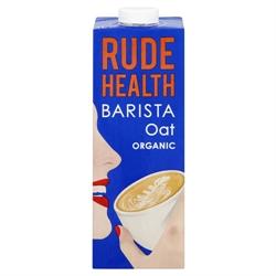 Picture of Oat Barista Milk, Rude Health (1ltr)