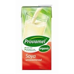 Picture of Provamel Soya Milk, Unsweetened (1ltr)