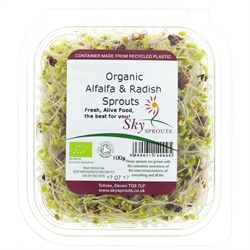 Picture of Alfalfa & Radish Sprouts (100g)