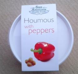 Picture of Houmous & Peppers