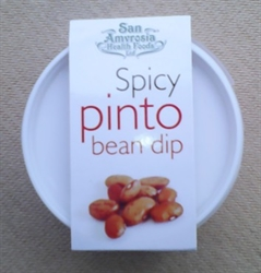 Picture of Spicy Pinto Bean Dip (170g)