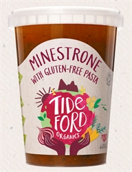 Picture of Minestrone soup with Pasta (600g)