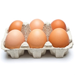 Picture of Rookery Farm Large Eggs x 6