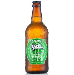 Picture of Saxby's 3 Point 9 Cider (500ml - 3.9%)