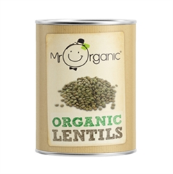 Picture of Green Lentils (400g)