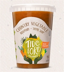 Picture of Vegetable Soup with Rosemary & Thyme (600g)