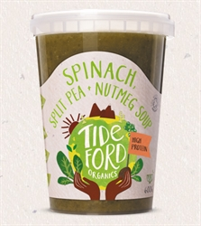 Picture of Spinach, Split Pea & Nutmeg Soup (600g)