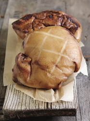 Picture of Hot Smoked Bath Chaps (appx. 500g - £17.96 per kg)