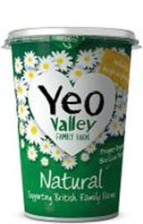 Picture of Natural Wholemilk Yogurt 500g