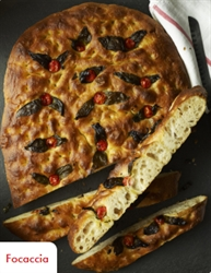 Picture of Rosemary & Salt Focaccia (300g)