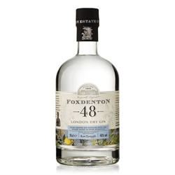 Picture of 48 London Dry Gin (700ml)