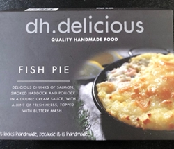 Picture of Creamy Fish Pie (390g)