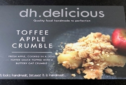Picture of Toffee Apple Crumble (350g)