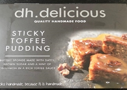Picture of Sticky Toffee Pudding