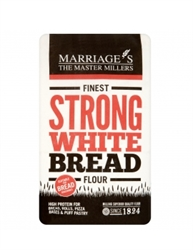 Picture of Marriages Finest Strong White Flour (1.5 kg)