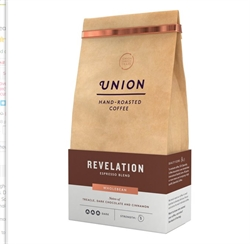 Picture of Revelation Expresso Coffee, Ground (200g)