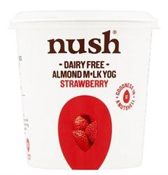 Picture of Almond Milk Strawberry Yoghurt (350g)