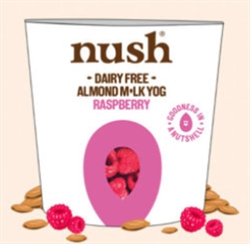 Picture of Almond Milk Raspberry Yoghurt (350g)