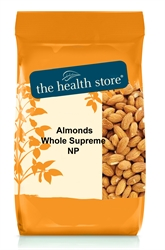Picture of Whole Almonds Supremes (250g)