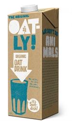 Picture of Oatly Organic Oat Drink (1ltr)