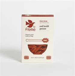 Picture of Red Lentil Penne Pasta 250g