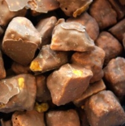 Picture of Chocolate Coated Cinder Toffee (90g)