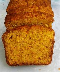 Picture of Wholemeal Carrot Cake