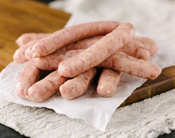 Picture of Handmade Chipolata Sausages (apx 400g)