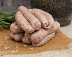 Picture of Handmade Lincolnshire Sausages (apx 400g)