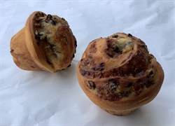 Picture of Mushroom & Cheddar Brioche Muffin